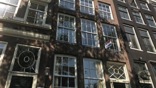 aangekocht Singel Amsterdam