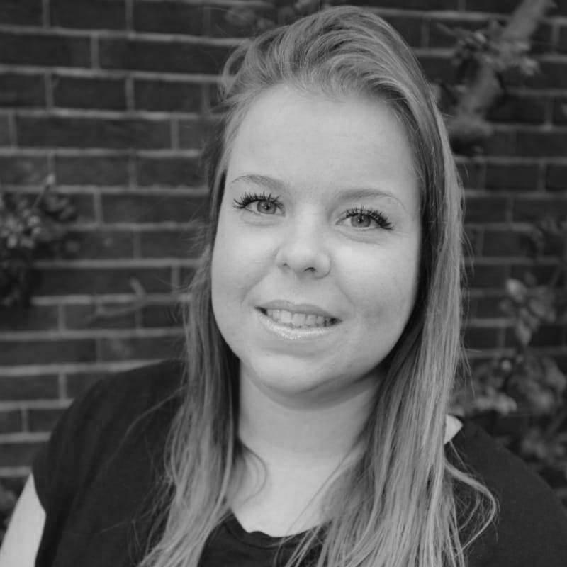 Ashley van Haaften<br /> Office Manager<br /> Den Haag