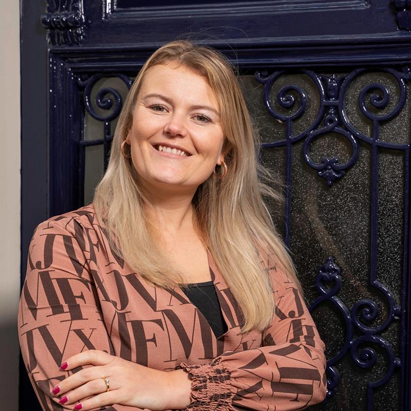 Nathalie van der Hoeven<br /> Financieel Adviseur