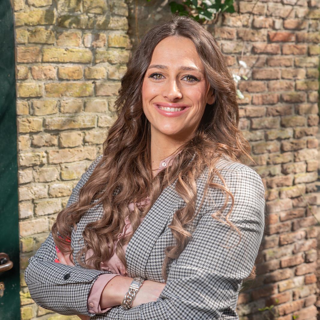 Christina Kools<br /> Binnendienstmedewerker